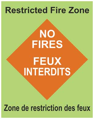 Restricted Fire Zone